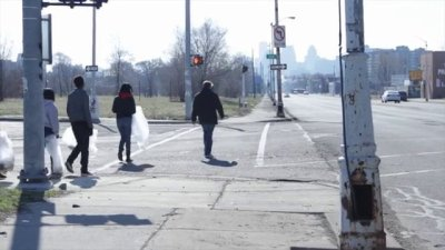 Detroit: GRCC Youth Volunteer Day 4/19/14