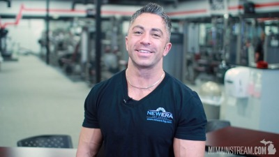 Fitness Trainer Roger Bowman – New Boston, MI