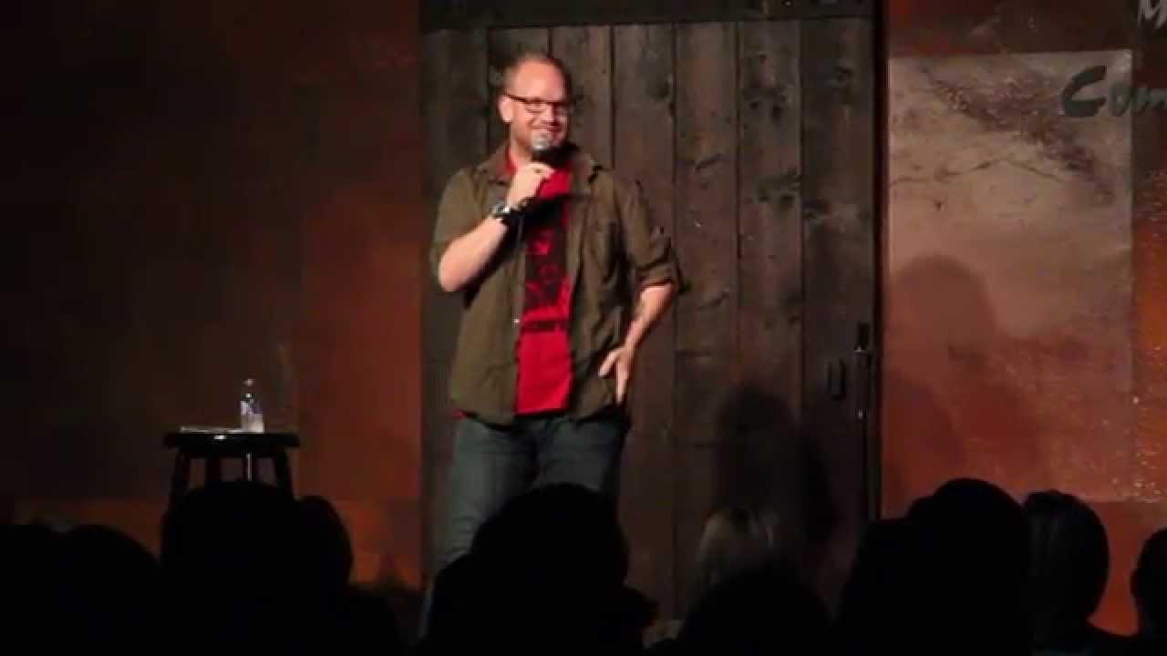 Mike Bobbitt | Comedian