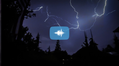 Relaxing Audio from that Storm in June.