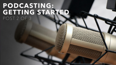 Start Podcasting 2 o 3